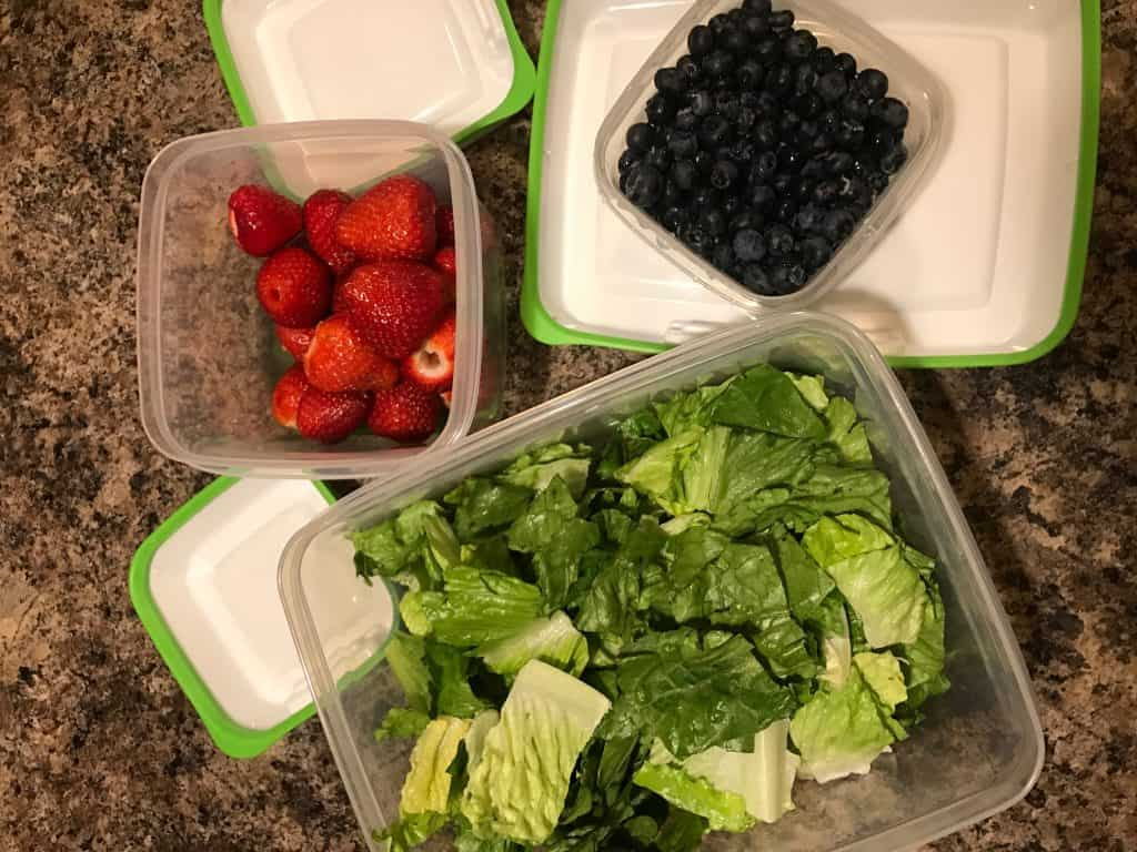 Rubbermaid FreshWorks Review Making Better Food Choices