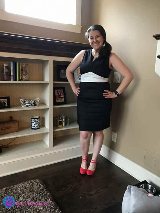 Figure Flattering Dress - OhConcept Dress Review