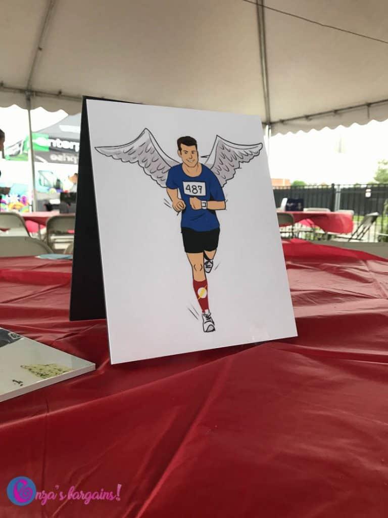 Brandon Russell's Flash Dash 2017