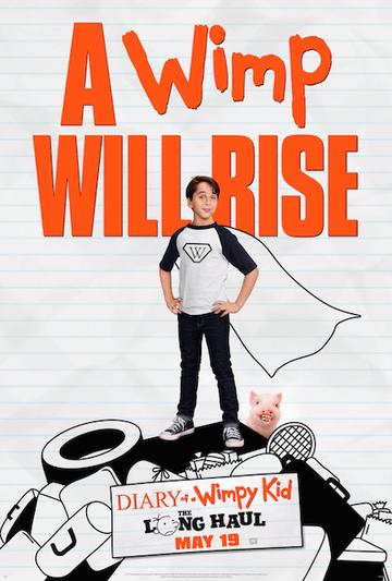 Diary of a Wimpy Kid: The Long Haul Kansas City Screening Passes!