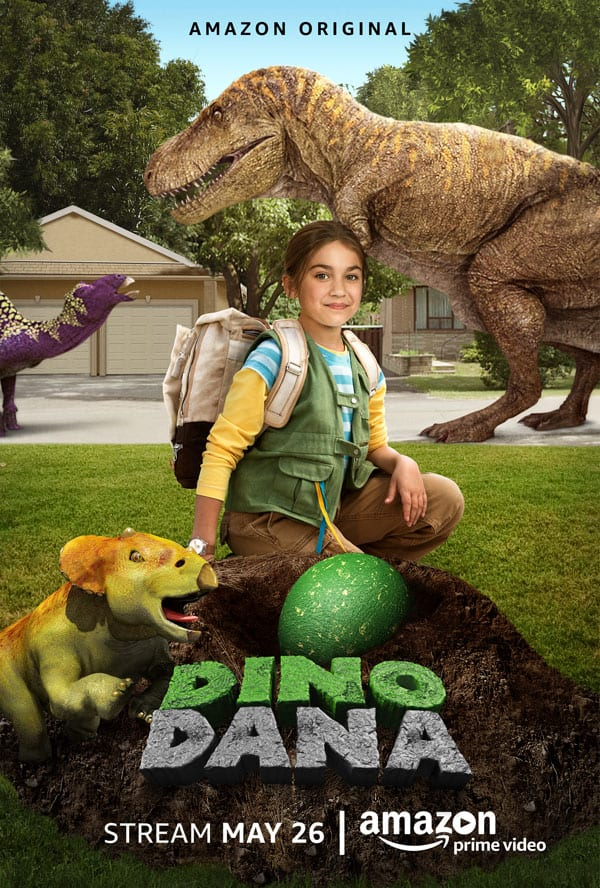 Dino Dana Premiere Date and Premiere Activities!