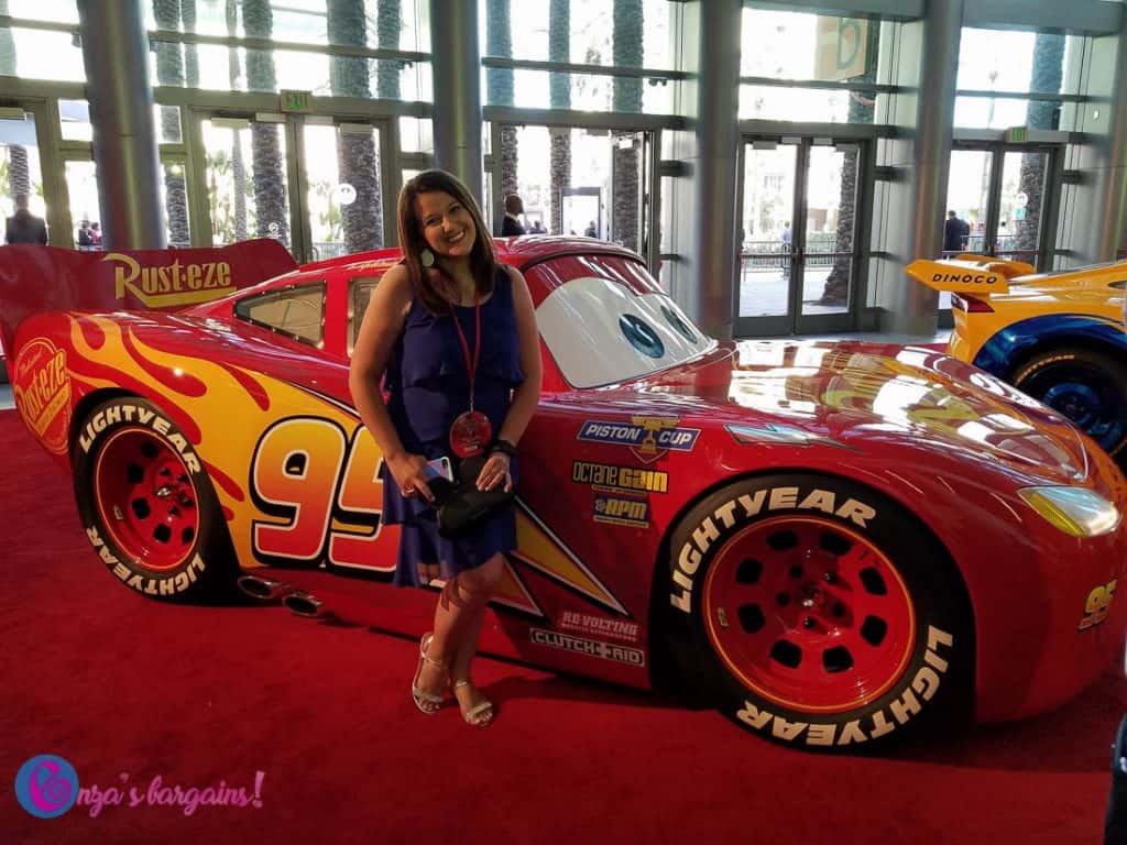 Cars 3 Red Carpet World Premiere