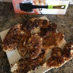 Low Calorie Italian Fried Chicken