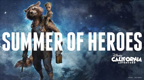 Summer of Heroes Guide to the Park!