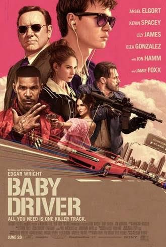 Baby Driver Review, Baby - A review from a movie mom!