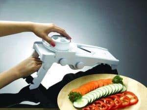 Surpahs 5 in 1 Review, Mandoline V-Blade - Food Slicer!