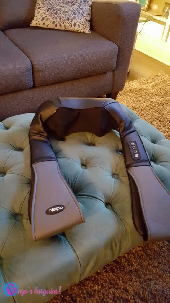 Naipo Neck Massager Review