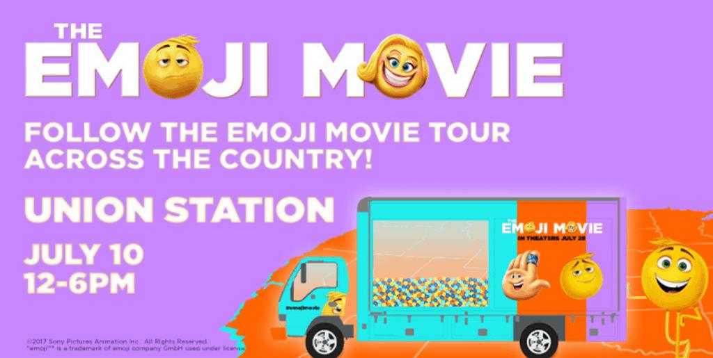 The EMOJI Movie Tour
