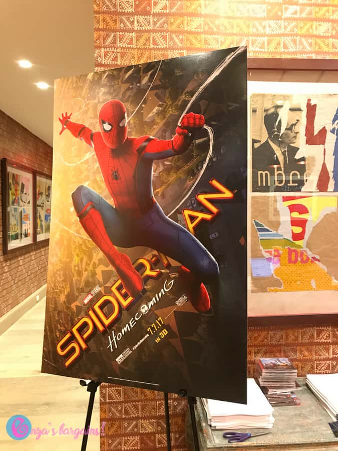 Spider-Man Homecoming Press Junket Experience