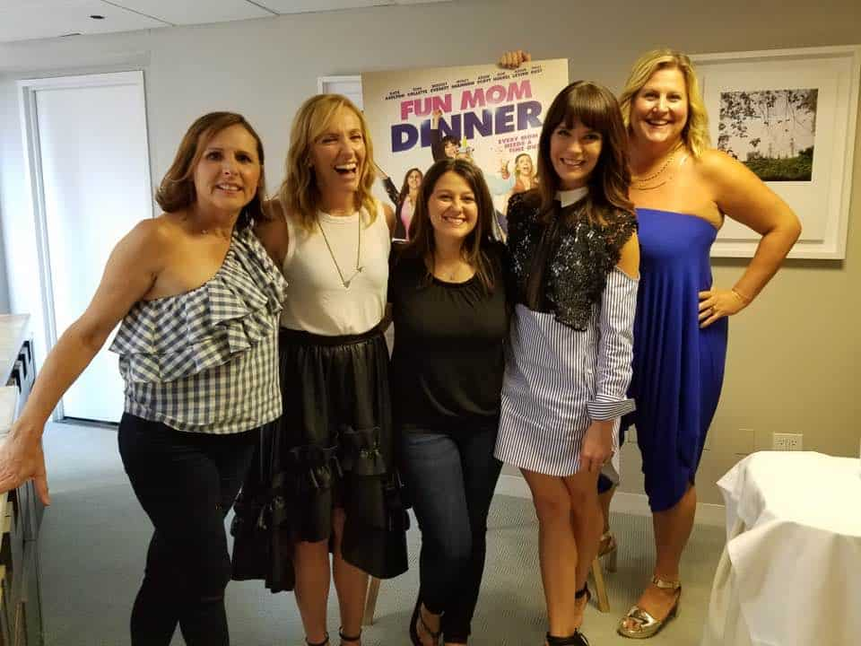 Interview with Toni Collette, Molly Shannon, Katie Aselton, and Bridget Everett