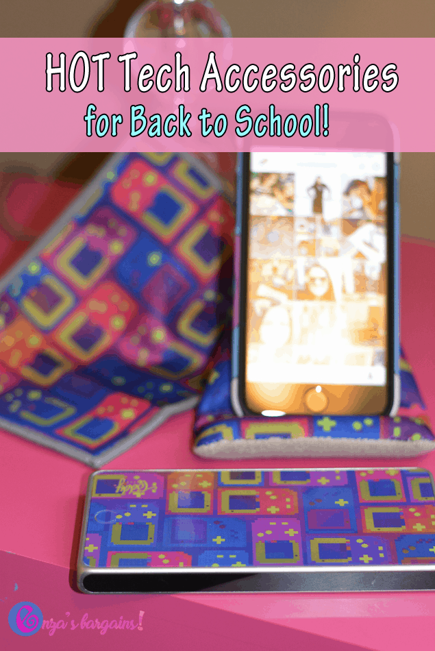 School Tech Accessories - What is every High School student needing in regards to tech?