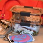 Rubbermaid BRILLIANCE Salad and Snack Set Review With My Whole30 & Giveaway