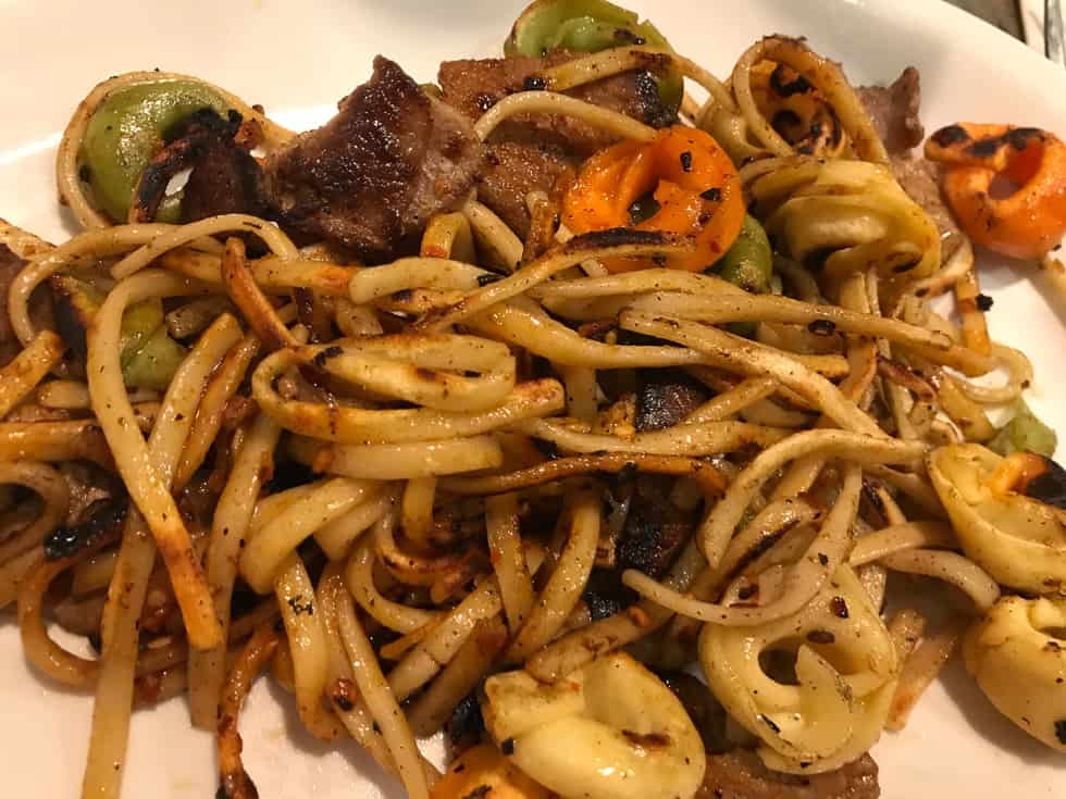 bd's Mongolian Barbecue New Menu Items - Family approved!