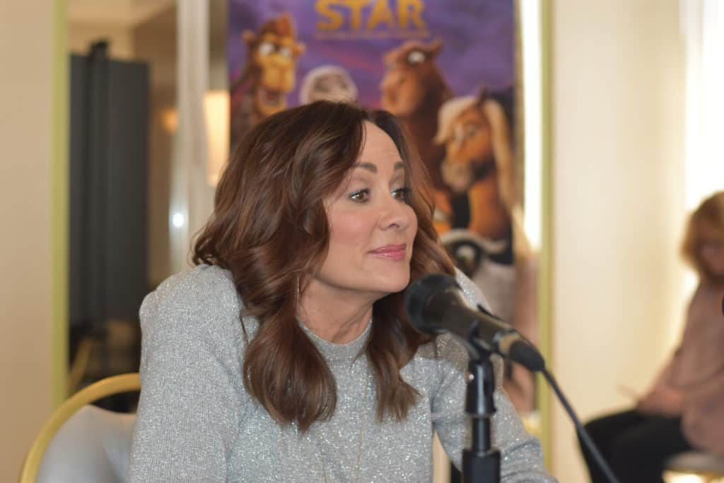 Patricia Heaton Interview for The Star