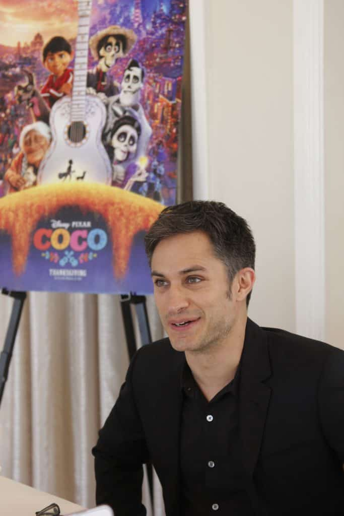 Gael Garcia Bernal Interview for Disney•Pixar's COCO
