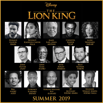 Disney's The Lion King Cast will AMAZE YOU!