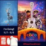 Disney Pixar COCO Red Carpet Event – I'm GOING! #PixarCocoEvent