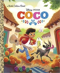 """COCO"" Little Golden Book"
