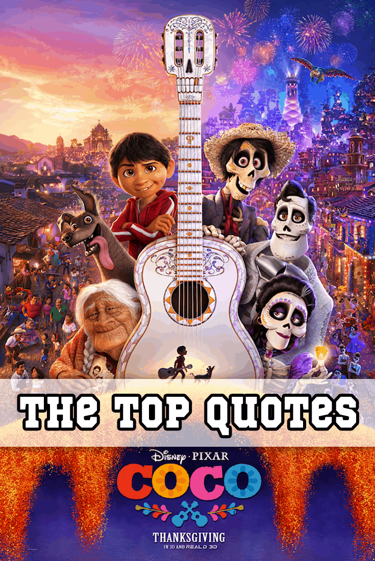 COCO Quotes