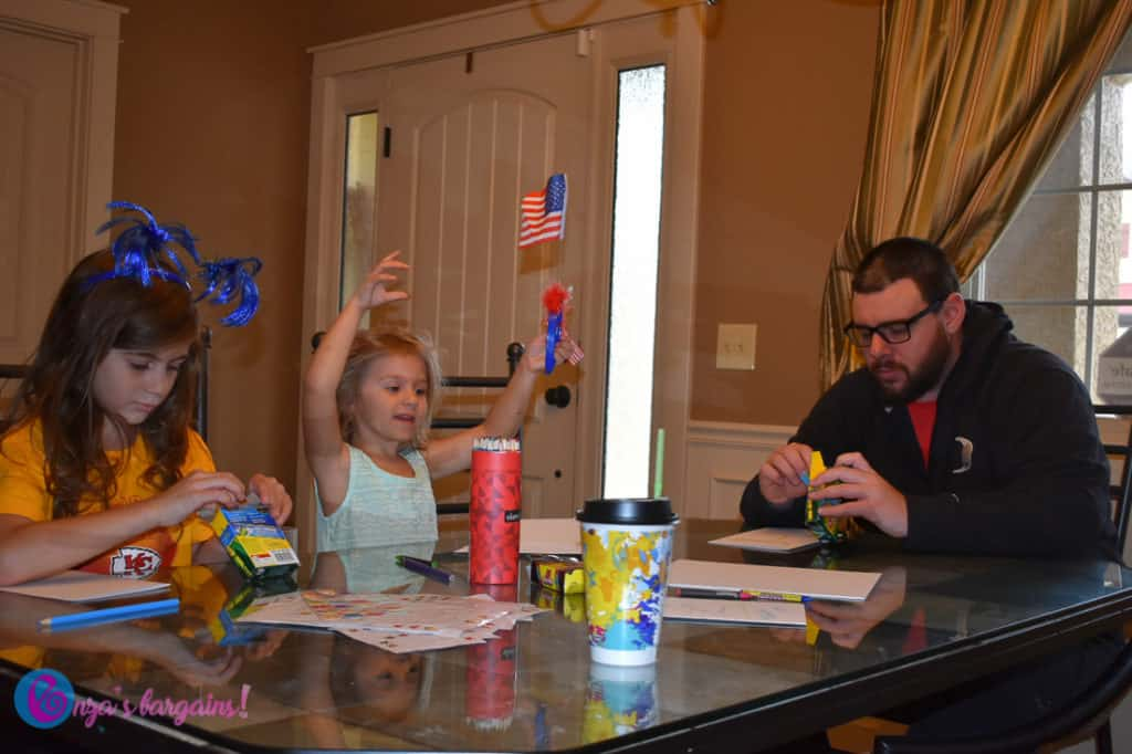 Family Volunteer Day - What I learned by volunteering with my family!