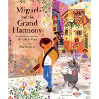 """""""Coco: Miguel and the Grand Harmony"""" Book"""