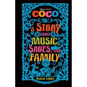 """""""Coco: A Story about Music, Shoes, and Family"""" Book"""