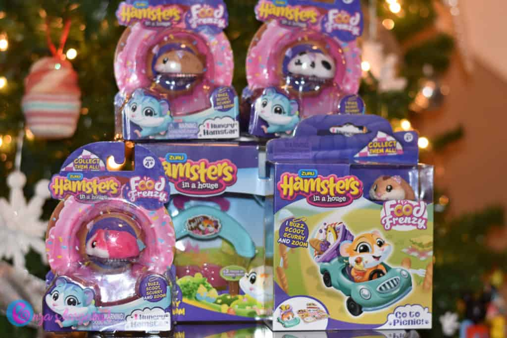 Hamsters in a House Review - #EBHolidayGiftGuide