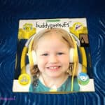 BuddyPhones Explore perfect for the little ones! - #EBHolidayGiftGuide