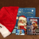 All I Want For Christmas DVD Prize Pack Giveaway