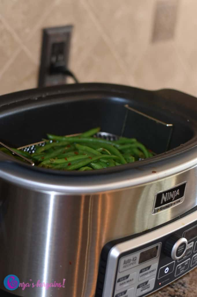 Ninja® Cooking System with Auto-iQ™ Review - #EBHolidayGiftGuide