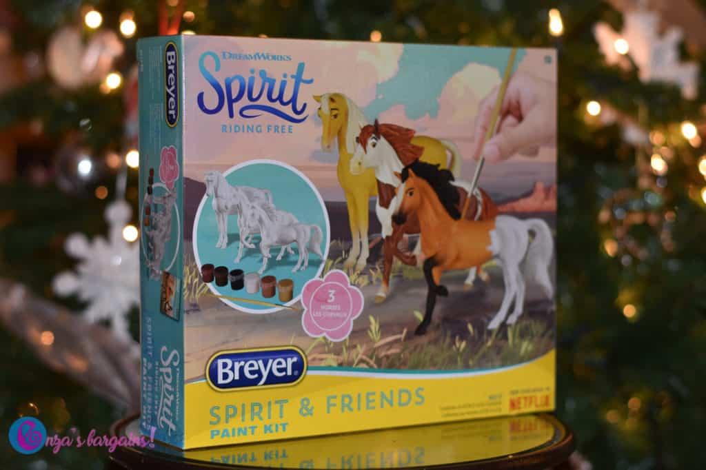 Spirit Riding Free Toys
