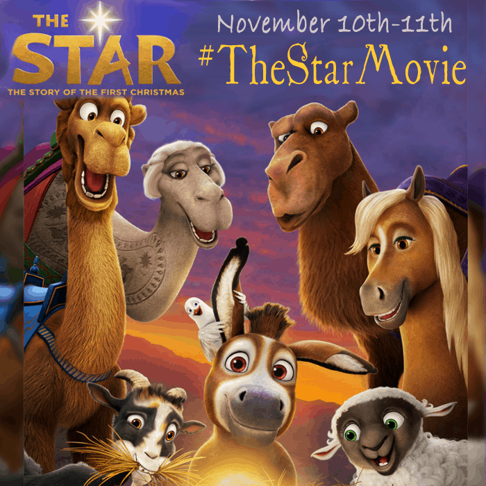 Sony's THE STAR Movie Review