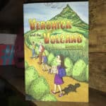 Veronica and the Volcano for the Little Reader on Your List- #EBHolidayGiftGuide