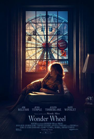 Wonder Wheel with Kate Winslet and Jim Belushi Kansas City Screening