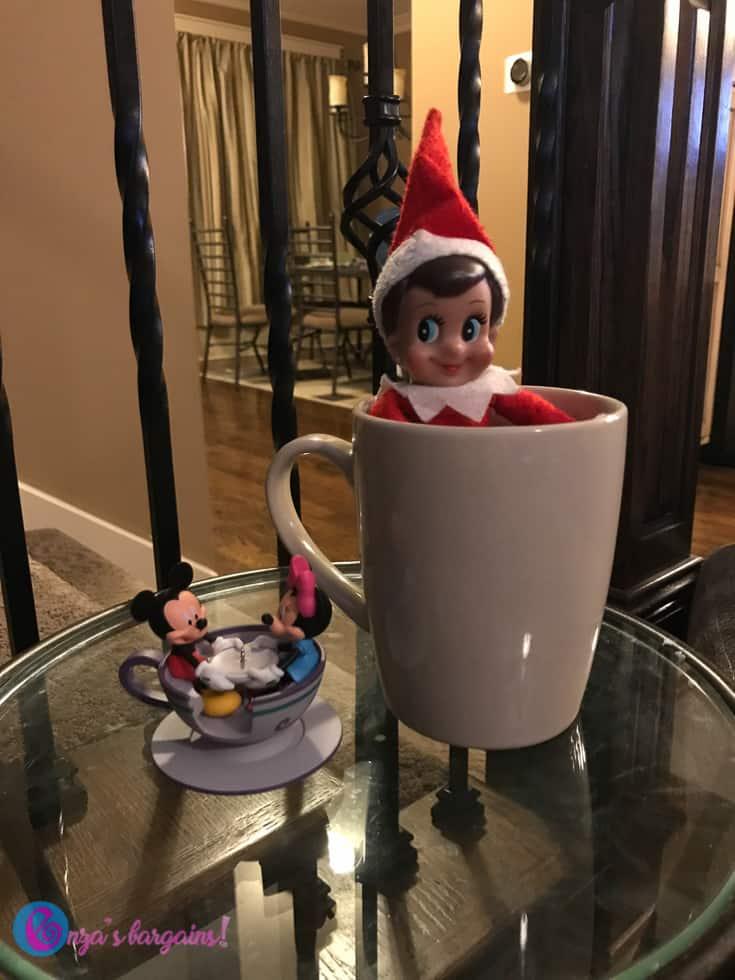 Elf on the Shelf Ideas - Over 100+