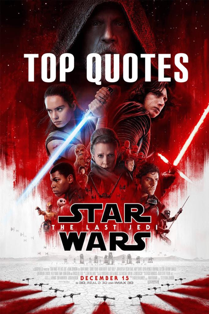 The Last Jedi Quotes