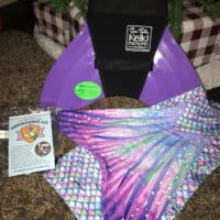 Sun Tail Mermaid Tails- #EBHolidayGiftGuide