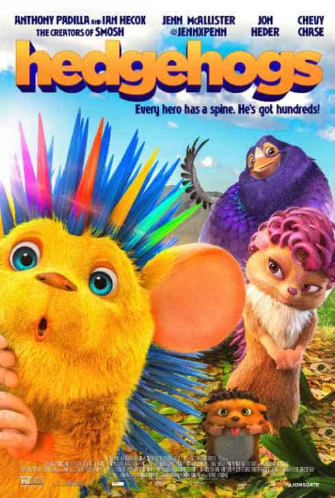 Lionsgate Hedgehogs Showtimes & Review
