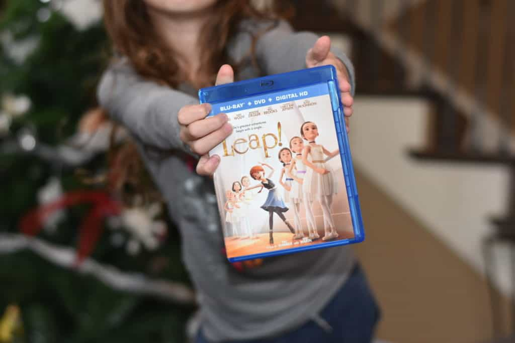 Leap Review - Leap into the stores for this AWESOME DVD!