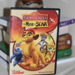 The Lion Guard – The Rise of Scar on Disney DVD