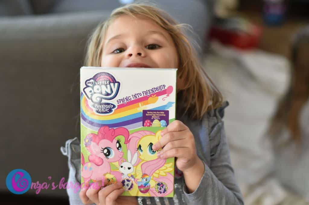 My Little Pony Friendship is Magic: Spring Into Friendship DVD Giveaway