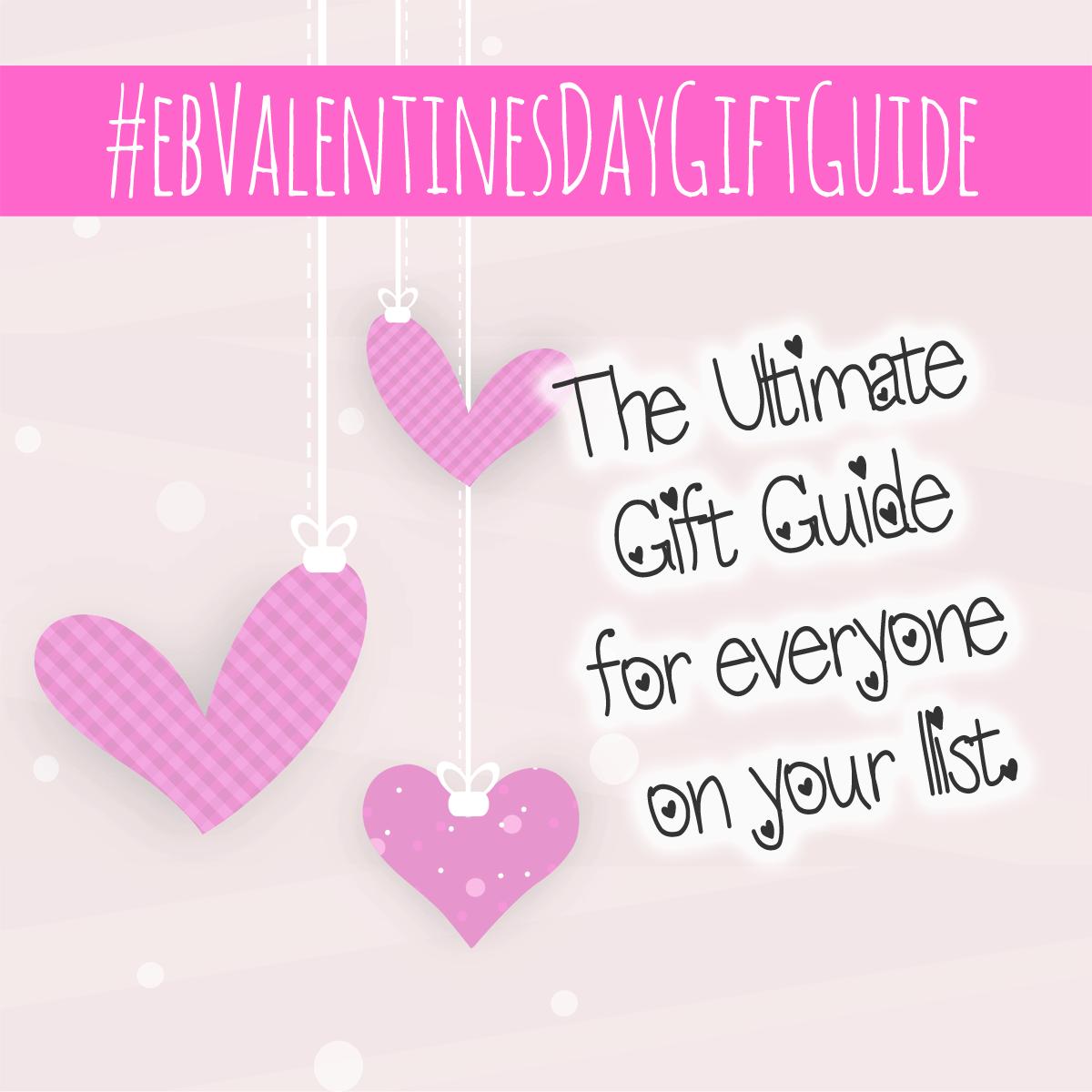 2018 Valentine's DayGift Guide