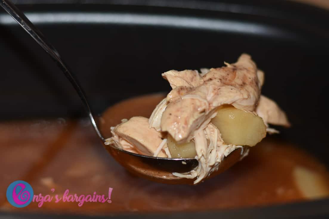 Whole30 Chicken and Potato Soup Recipe