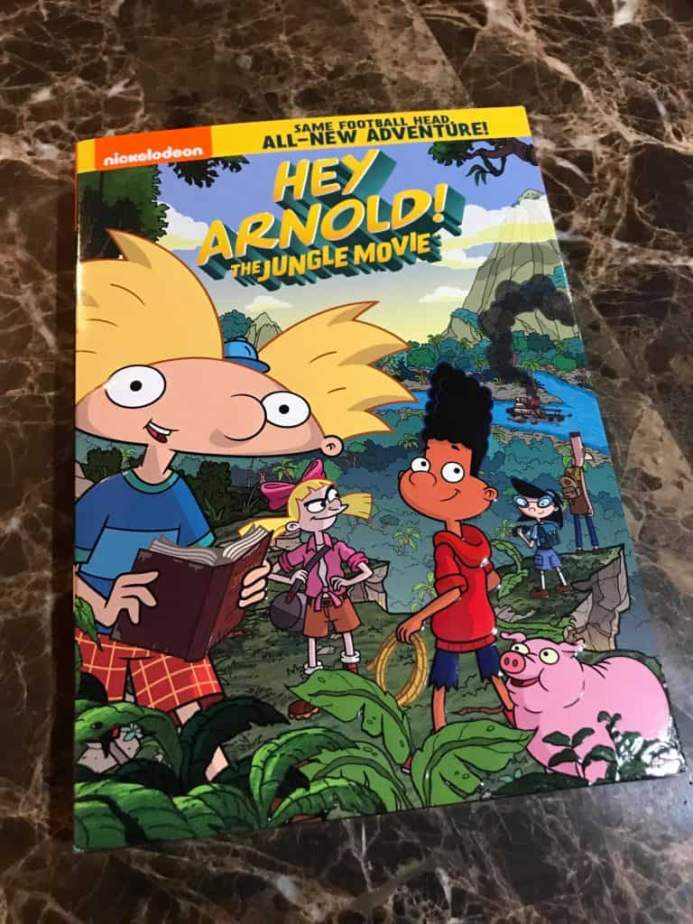 Hey Arnold The Jungle Movie Review