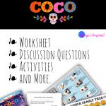Disney•Pixar Coco Lesson Plans