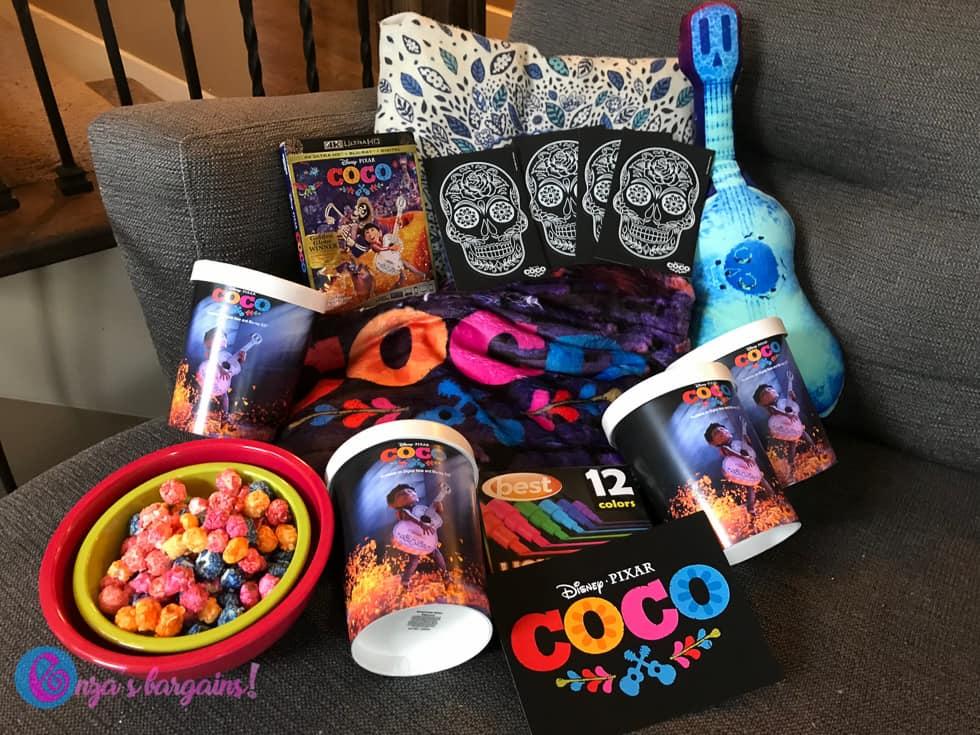 Disney•Pixar Coco Viewing Party