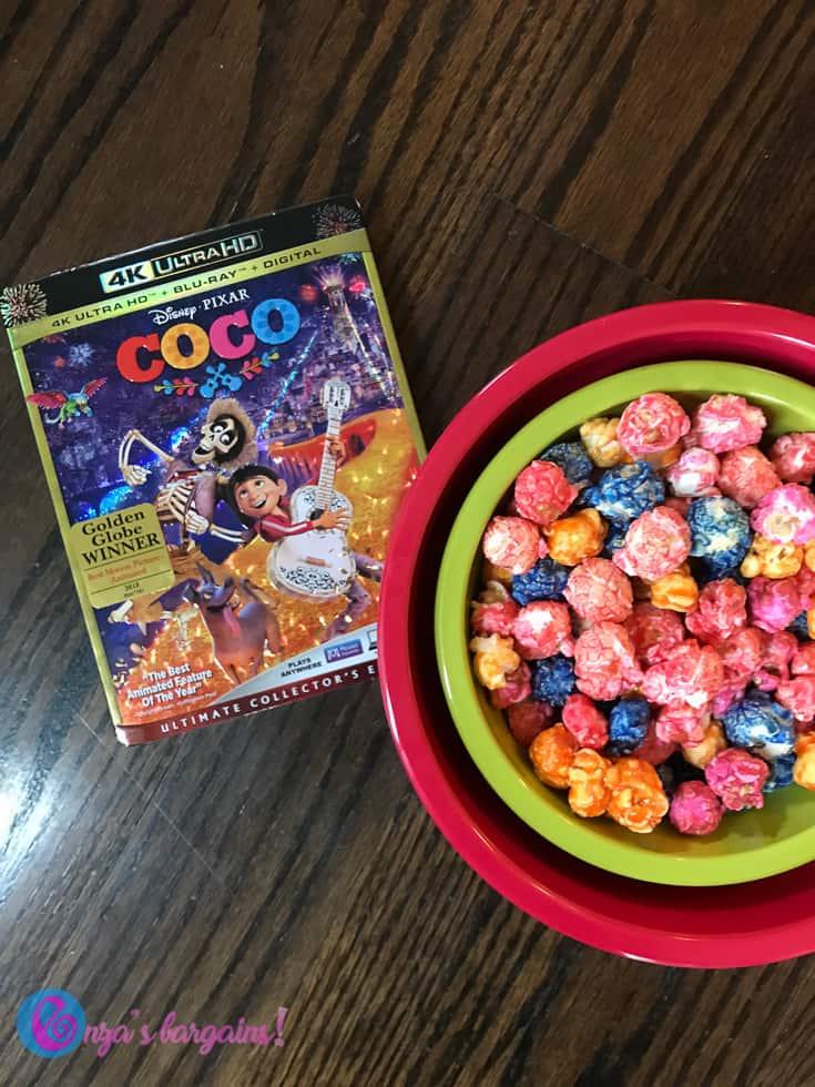 Disney•Pixar Coco Popcorn