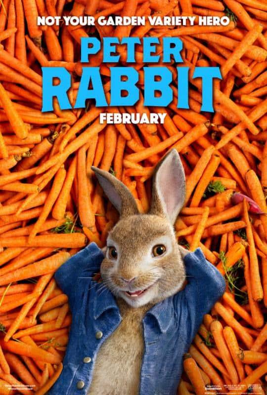 Peter Rabbit Press Junket - I'm attending!