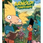 Hey Arnold The Jungle Movie DVD Review & Giveaway!
