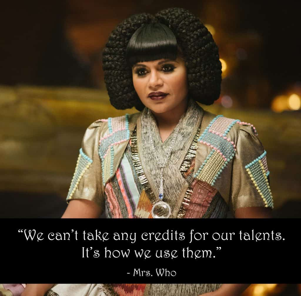 Wrinkle In Time Quotes